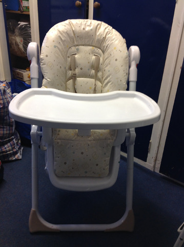Baby High Chair - 1/1